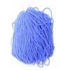 Seedbead 10/0 Oily Blue Strung